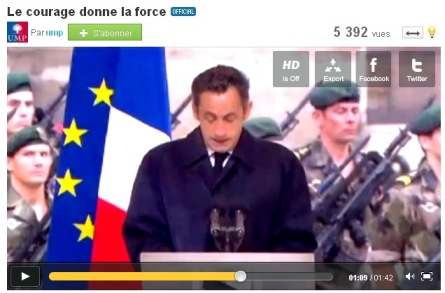 Le Courage Donne La Force ( UMP )