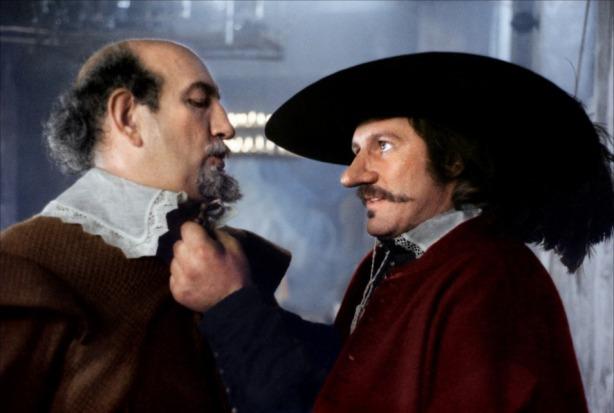 Depardieu, dans le Cyrano de JP Rappeneau