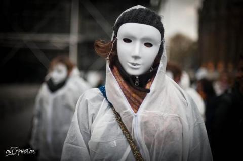 Journée mondiale contre les violences faites aux femmes - © Only Photos