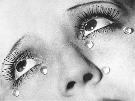 Les larmes de Man Ray