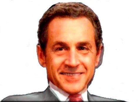 Morphing Sarkozy Bush