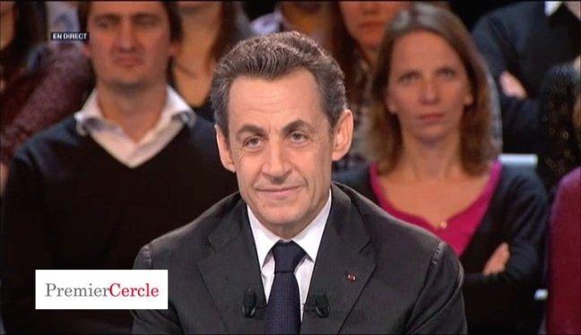 Sarkozy Premier Cercle de l'UMP