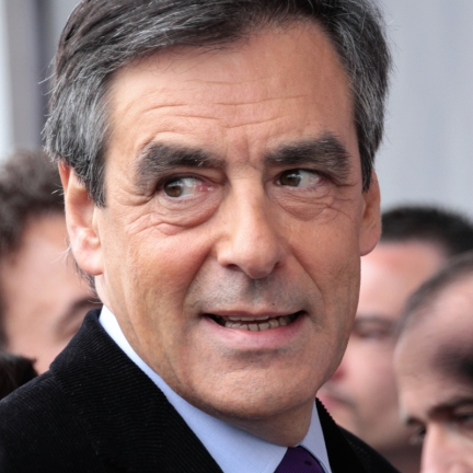 François Fillon, Place de la Concorde, 15 avril 2012 - cc UMP Photos