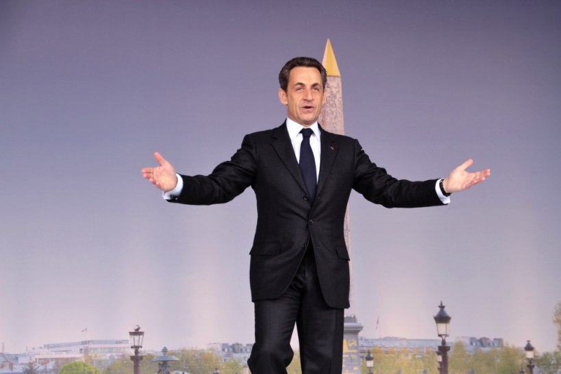 Sarkozy : un long chemin de croix - cc UMP Photos
