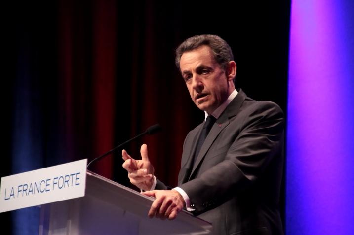 Sarkozy dernier meeting avant le 1er tour à Nice - cc UMP Photos