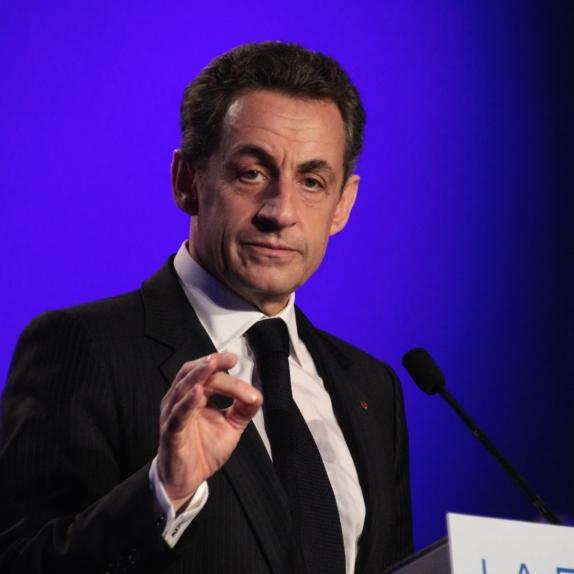 """Au Raincy, Sarkozy dénonce le """"système"""" - cc UMP Photos"""