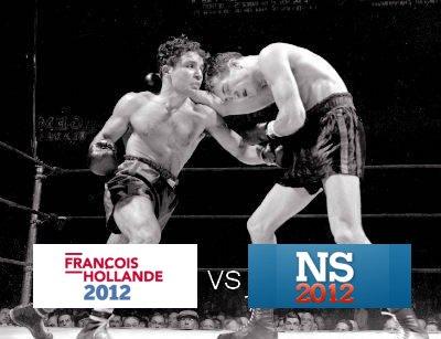 Hollande - Sarkozy : Le Choc Des Titans avant le 1er tour - Montage Ze Rédac