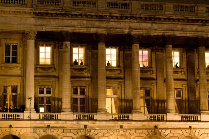Hotel Crillon à Paris - Photo cc Philippe Clabots