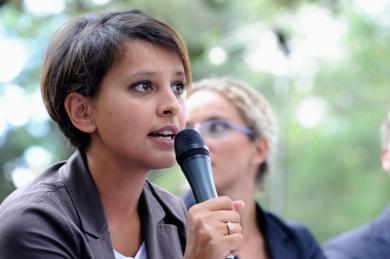 Najat Vallaud-Belkacem lors de la fête de la Fraternité en 2009  - © Razak