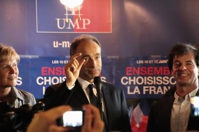 Jean-François Copé en réunion à Besançon le 24 mai 2012 - cc UMP Photos